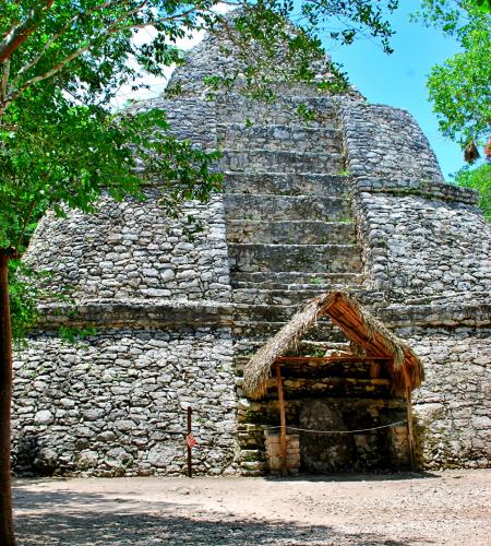 Coba Ruins Blog